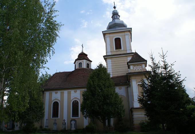 "Biserica ""Sf. Apostoli Petru şi Pavel"""