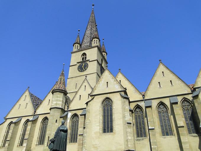 Biserica Evanghelică C.A.: Prezentare