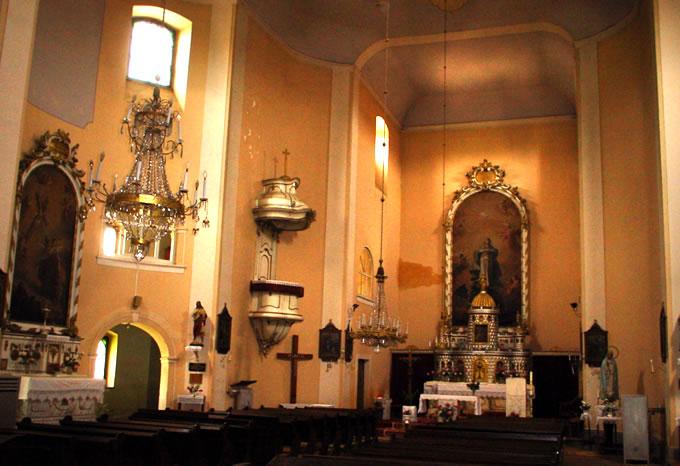 """Biserica """"Vizita Mariei la Elisabeta"""""""