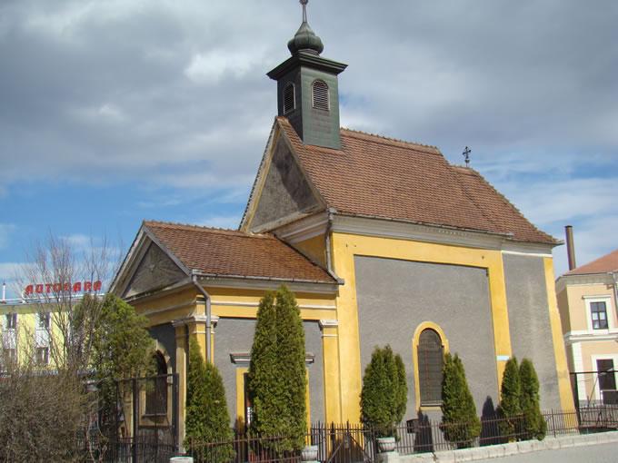 """Capela romano-catolică """"Sf. Cruce"""""""