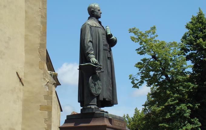 Monumentul lui Georg Daniel Teutsch