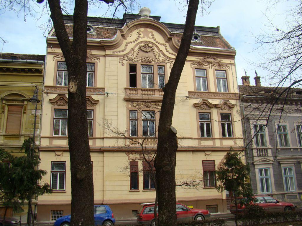 No. 14, I. Lupaş Street