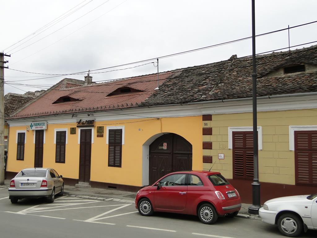 No. 26-28, I. Lupaş Street