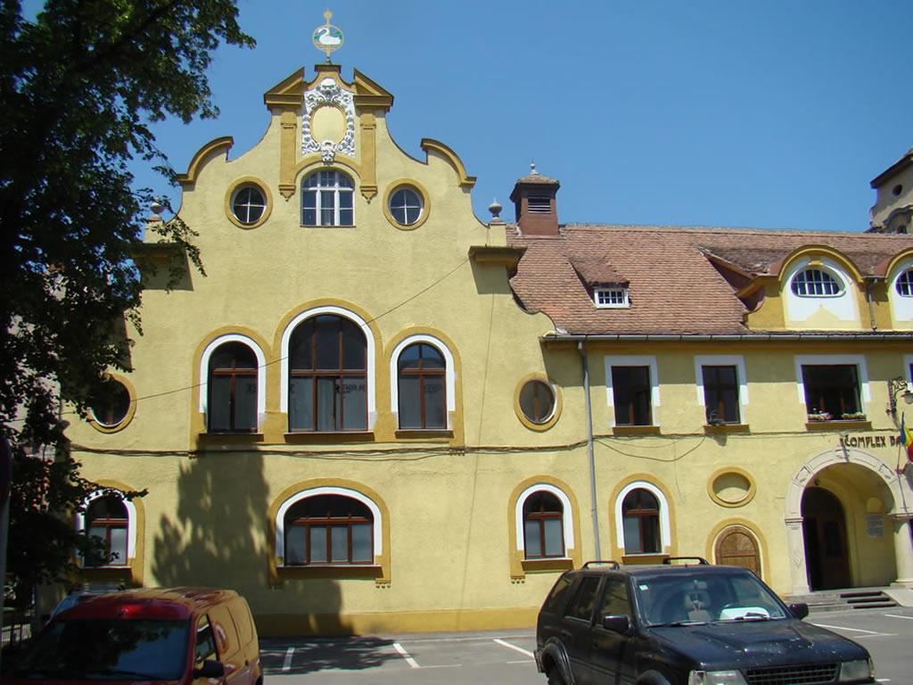No. 2, Andrei Şaguna Street