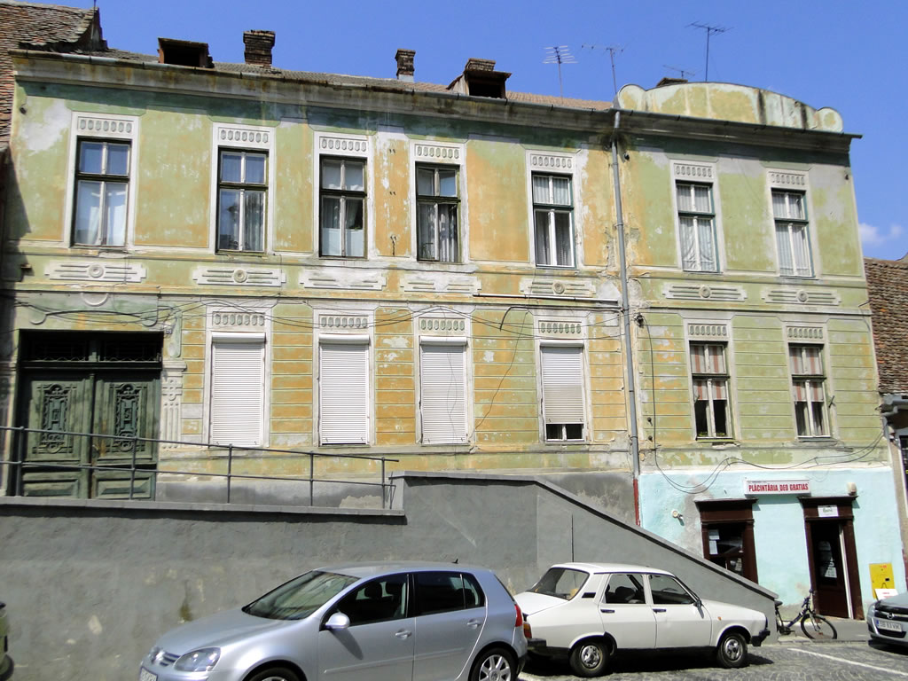 Str. Avram Iancu nr. 35