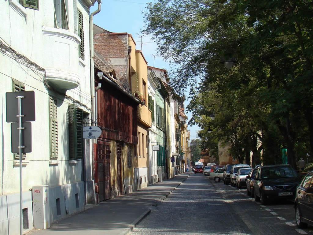 Strada Cetăţii
