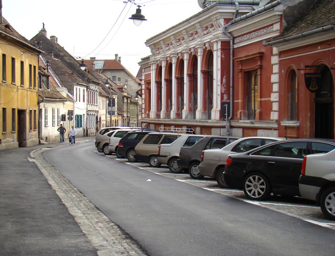 Filarmonicii Street