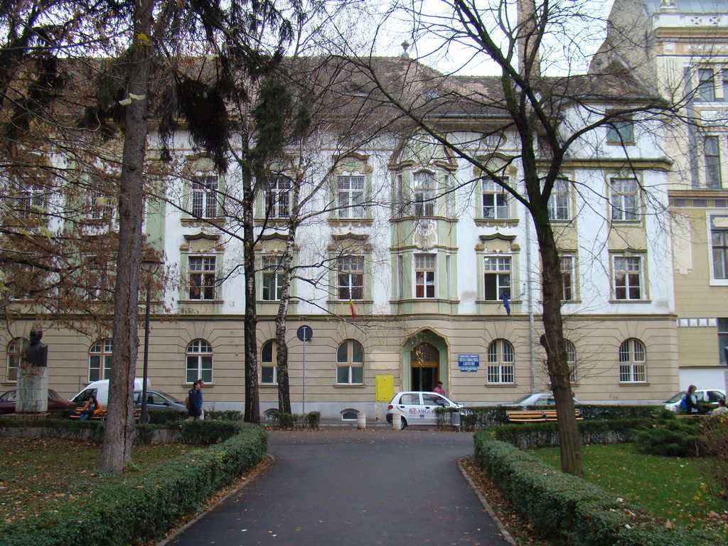 Spitalul de pediatrie