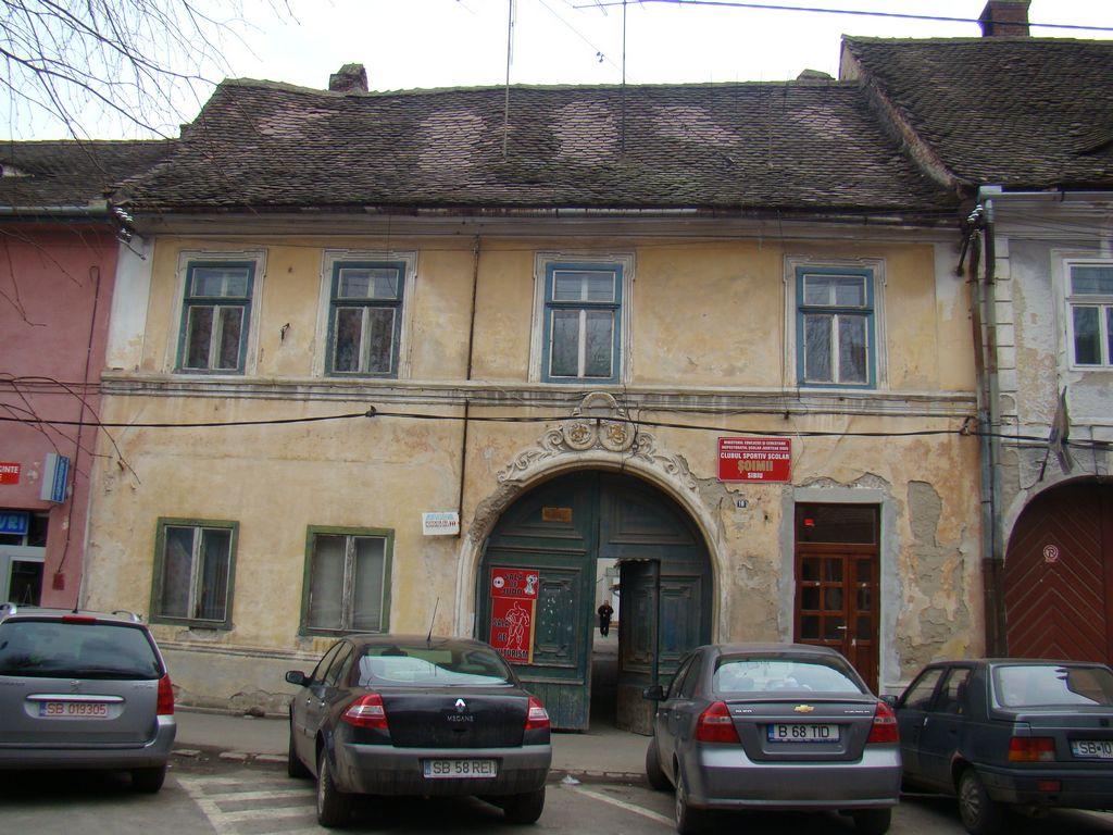 No. 18, Magheru Street