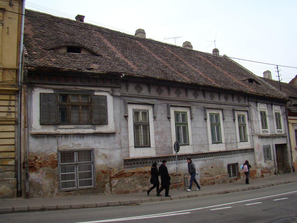 No. 43, Magheru Street