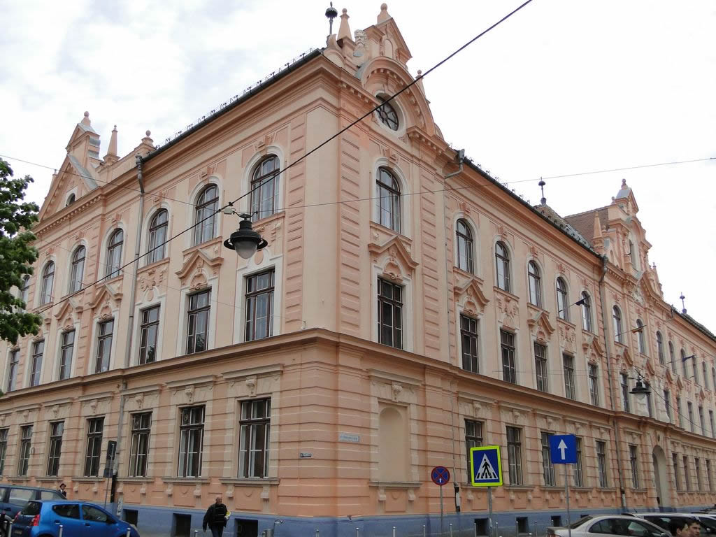 No. 1, Gheorghe Lazăr Street