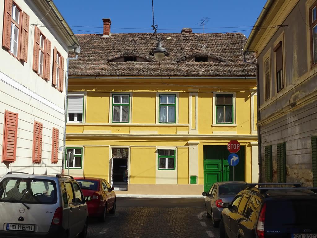 No. 3, Gheorghe Lazăr Street