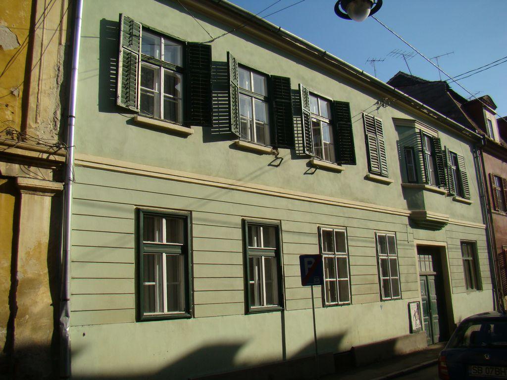 No. 5, Gheorghe Lazăr Street