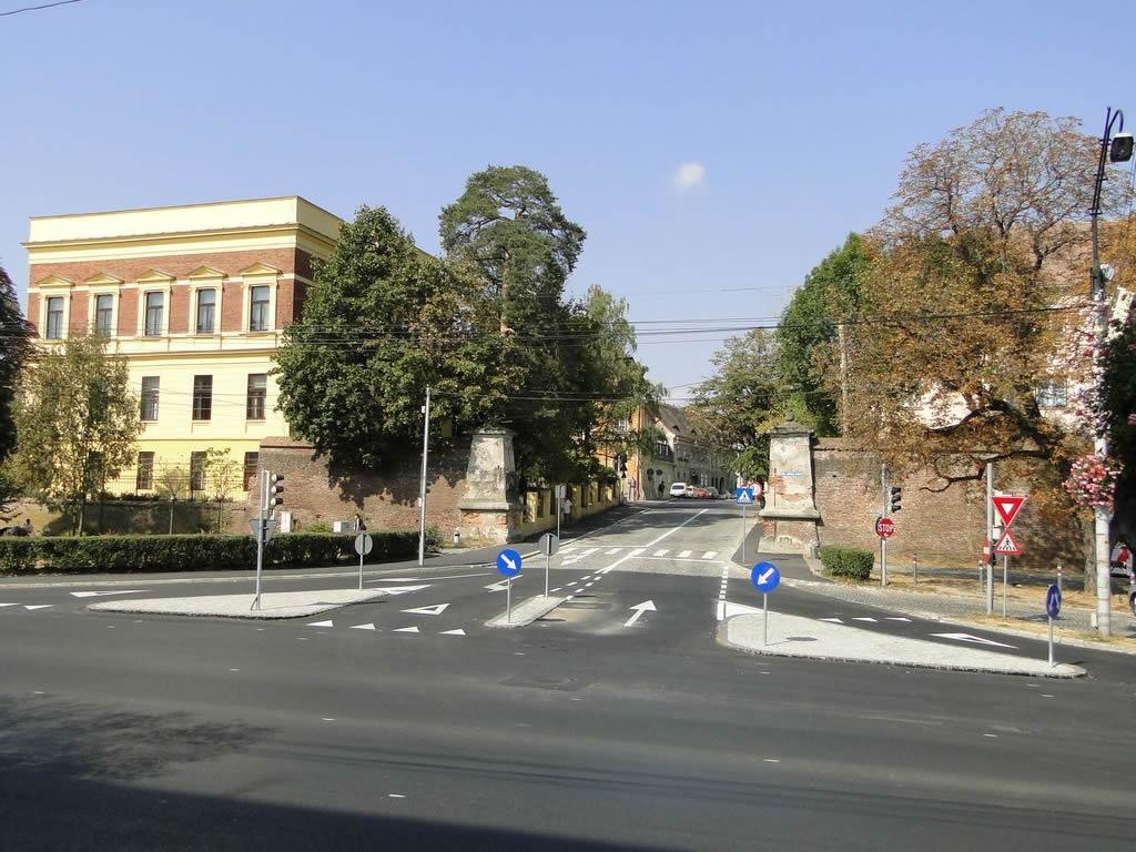 Gheorghe Lazăr Street