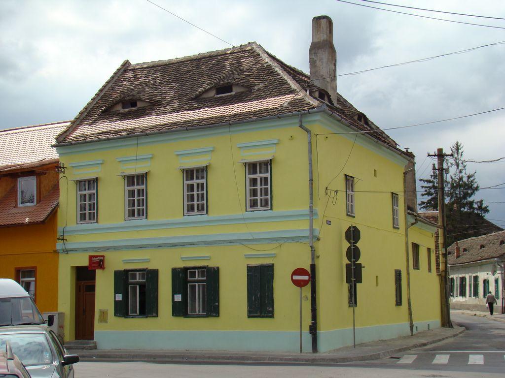 No. 19, Măsarilor Street