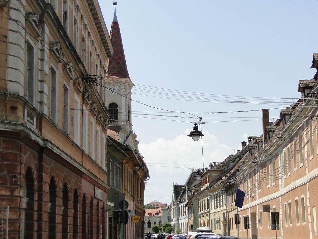 Mitropoliei Street