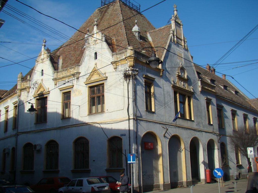 No. 14, Mitropoliei Street