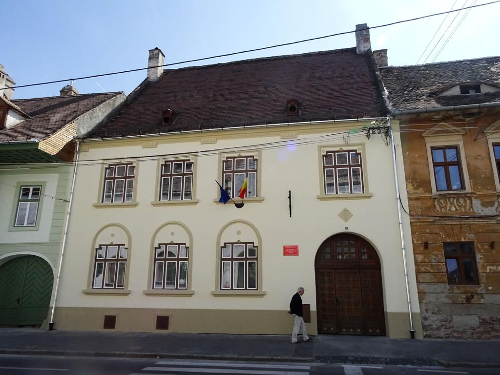 No. 21, Mitropoliei Street