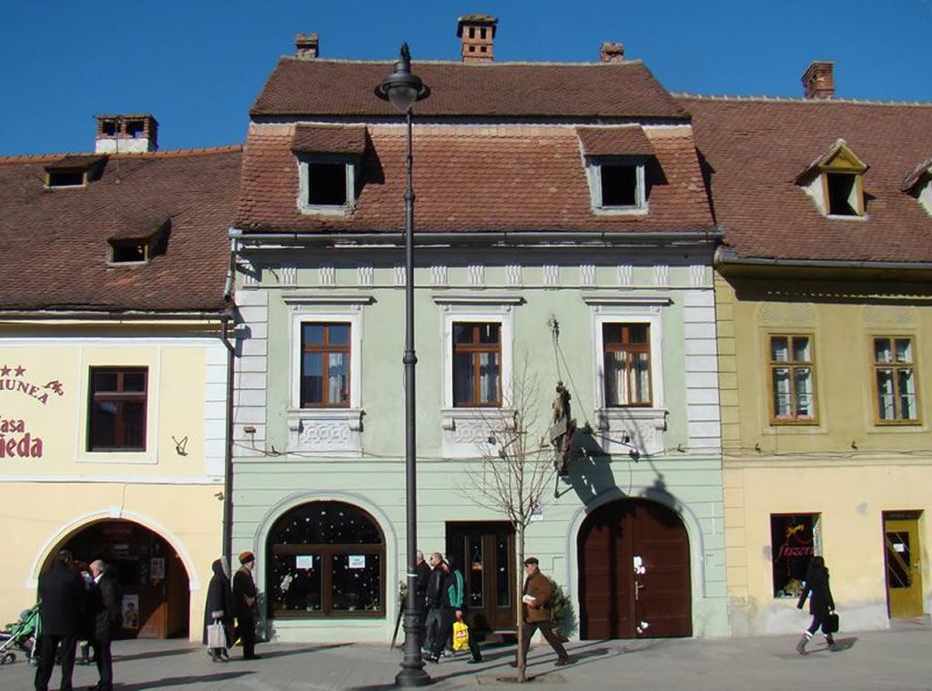 No. 38, Nicolae Bălcescu Street