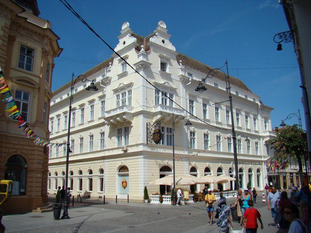 No. 4, Nicolae Balcescu Street