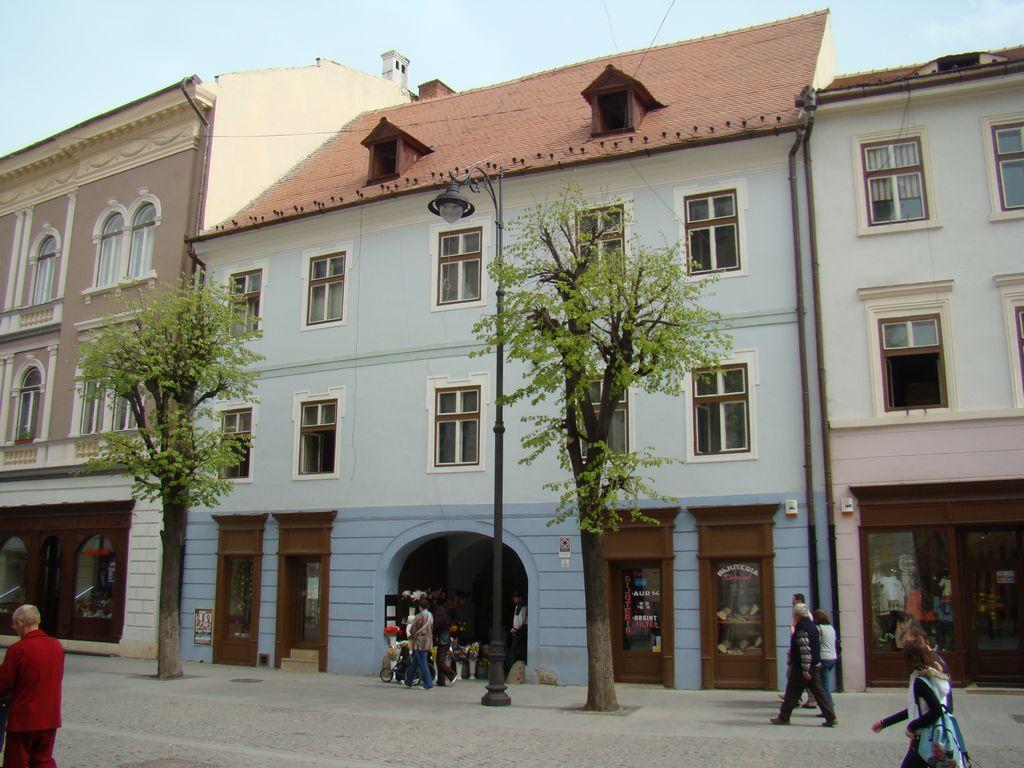 No. 7, Nicolae Balcescu Street