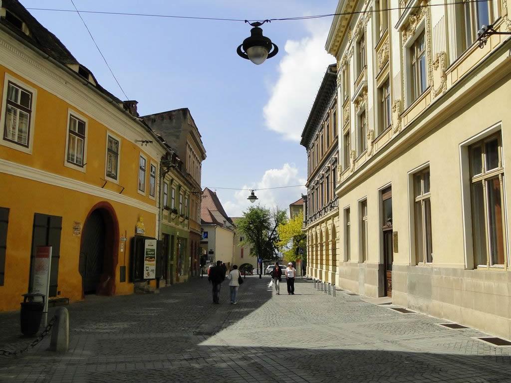 Samuel Brukenthal Street