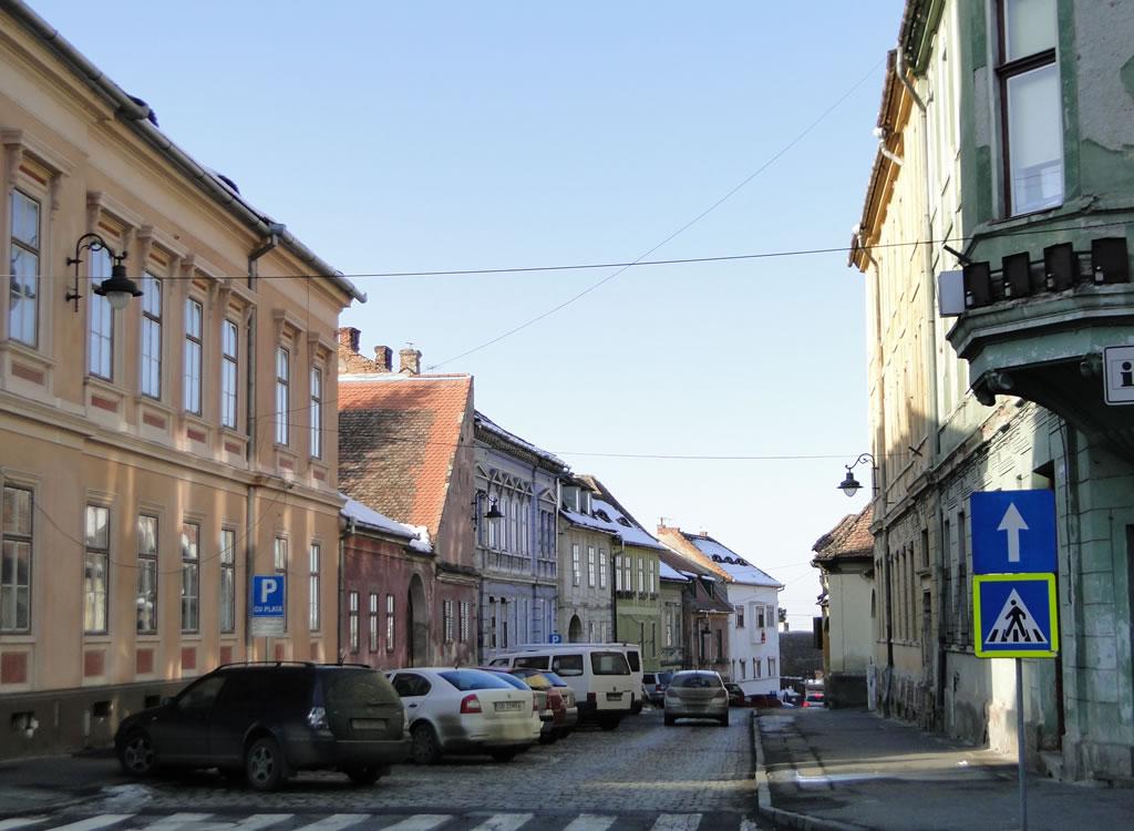 Tribunei Street