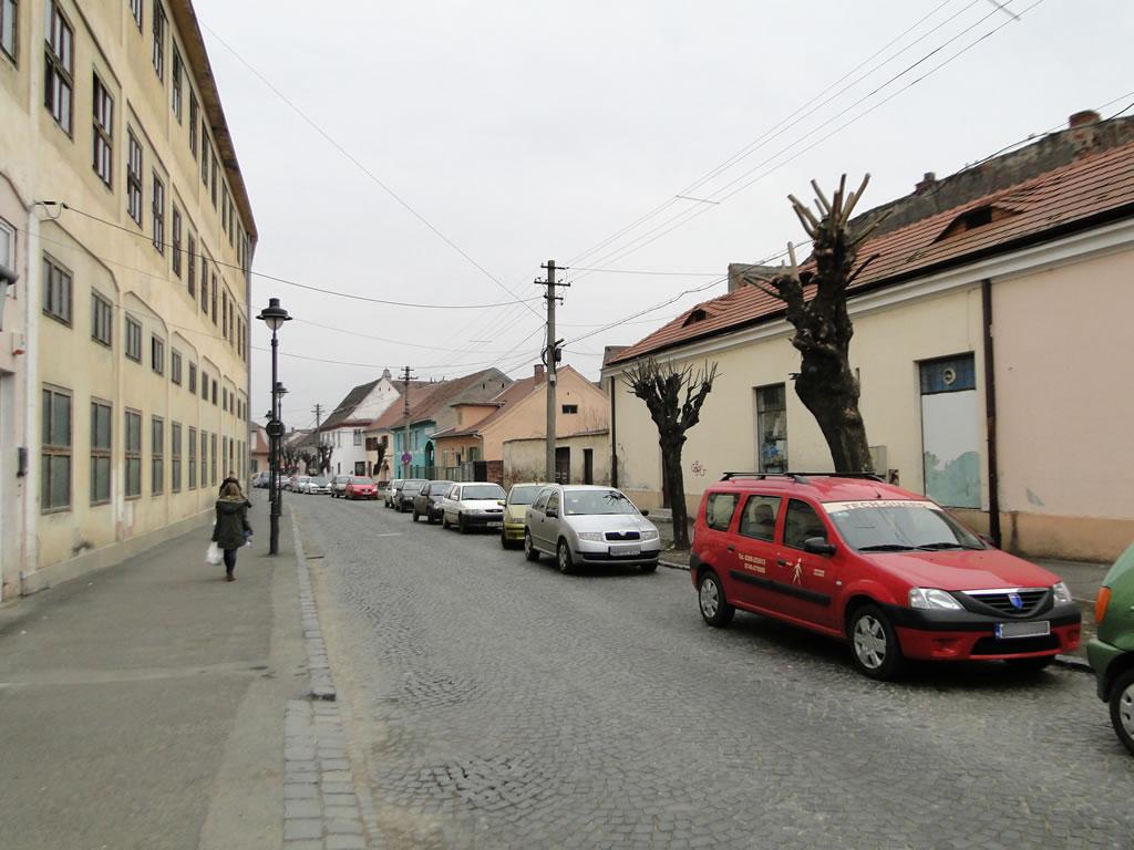 Valea Mare Street