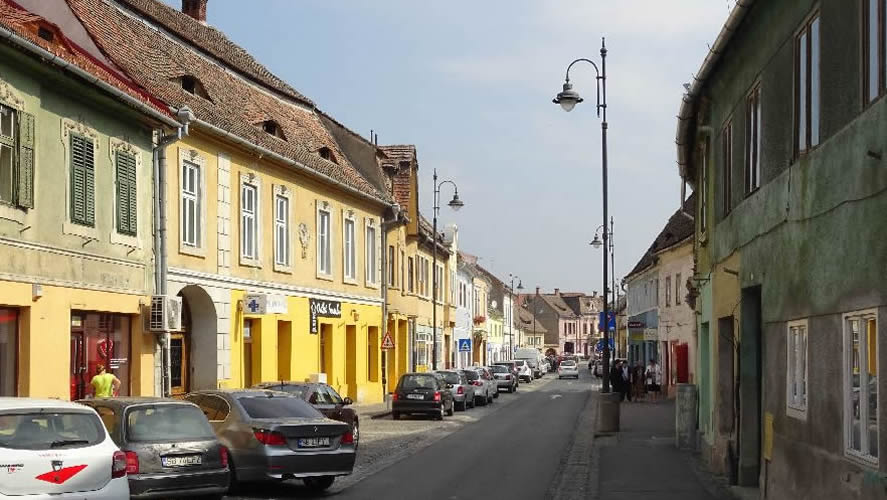 Strada Faurului