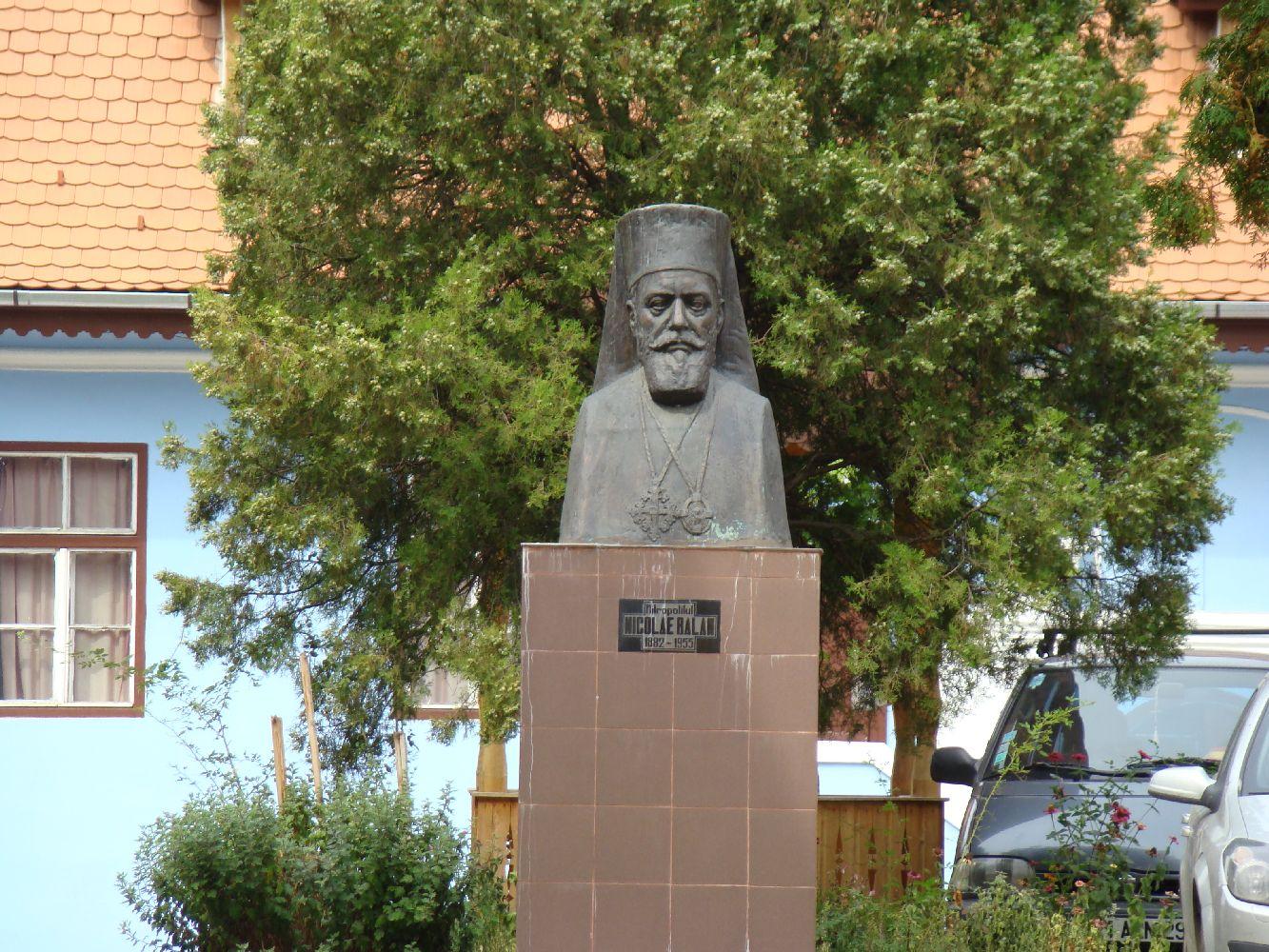 Bustul Mitropolitului Balan
