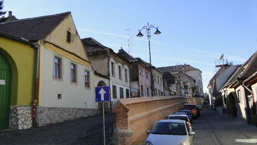 Strada Movilei