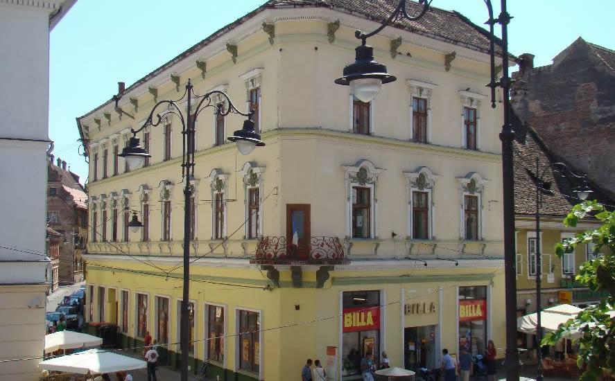 Str. Nicolae Bălcescu nr. 15