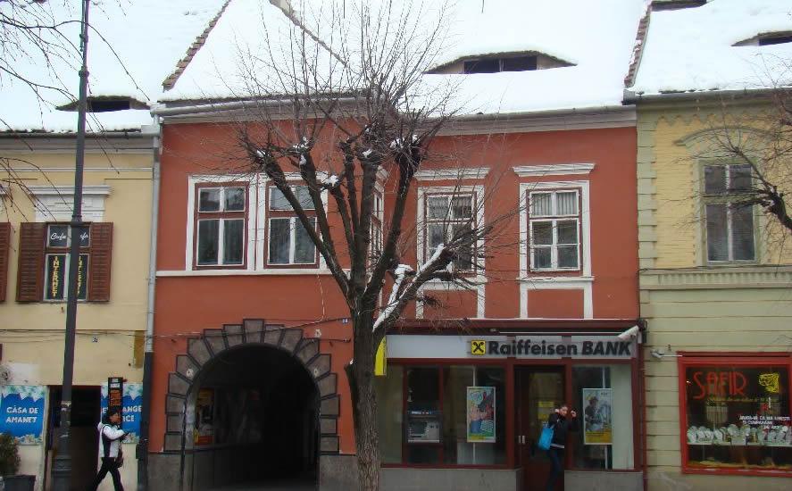 Str. Nicolae Bălcescu nr. 29