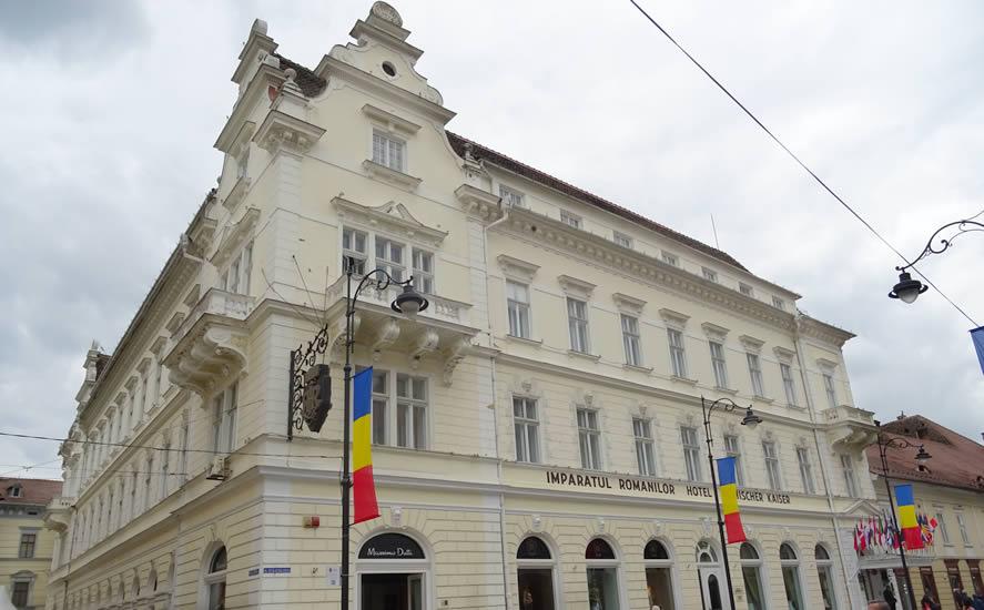 Str. Nicolae Bălcescu nr. 4