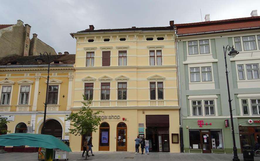 Str. Nicolae Bălcescu nr. 41