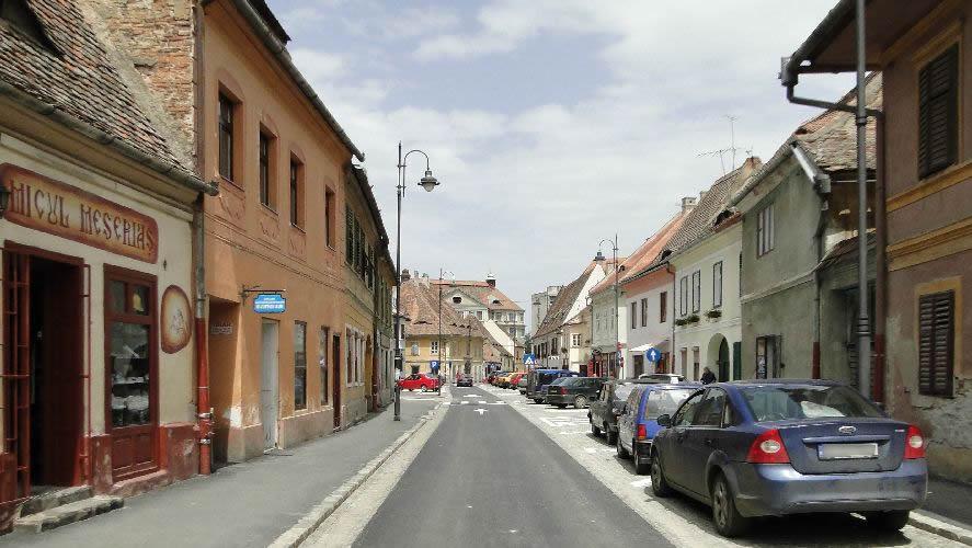 Strada Ocnei