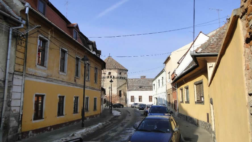 Strada Rimski - Korsakov