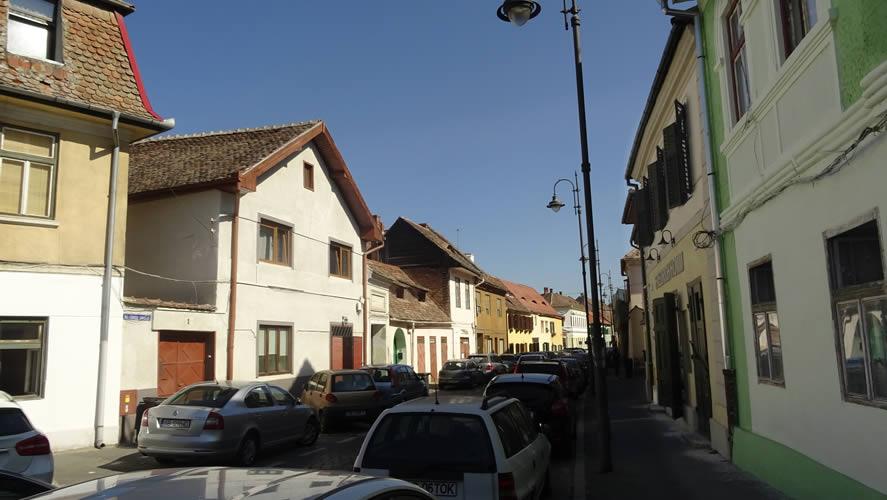 Strada Târgul Vinului