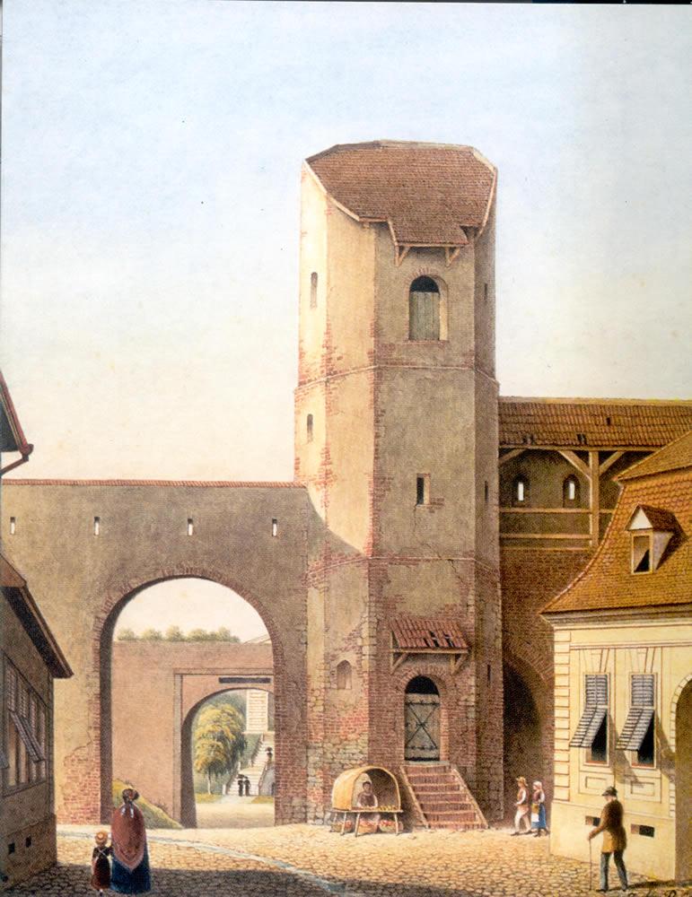Poarta Lesurilor, J. Böbel