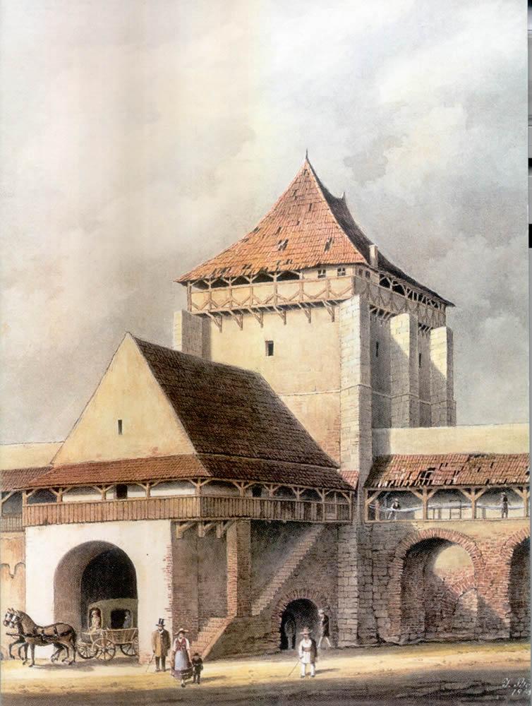 Poarta Ocnei, J. Böbel
