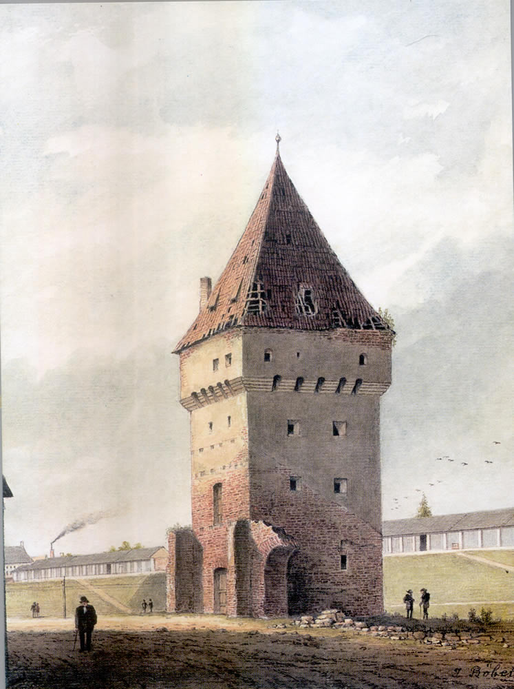 Turnul Aurarilor