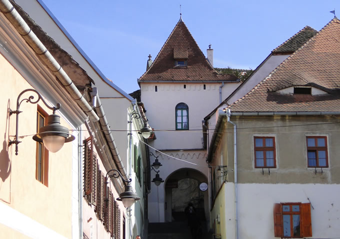 The Stairs' Tower