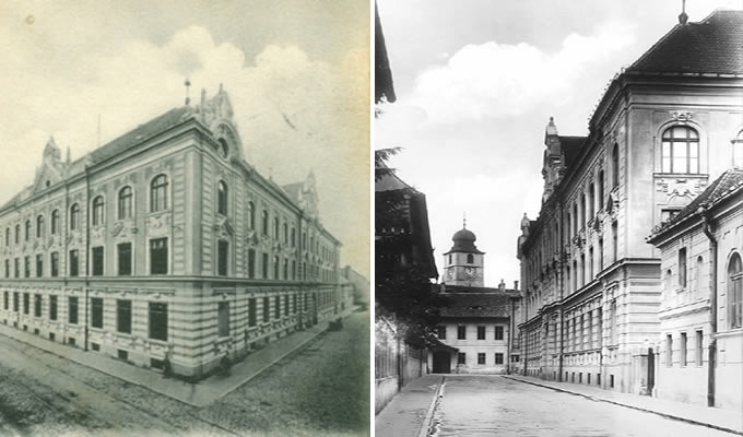 Gimnaziul de Stat/Liceul Ghe. Lazăr