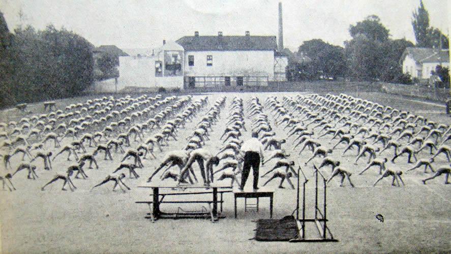 Sportul în Sibiu: 1845-1945
