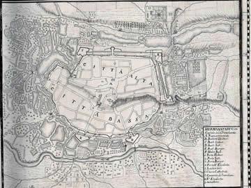 Harta 1699