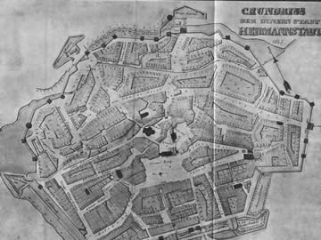 Harta 1845